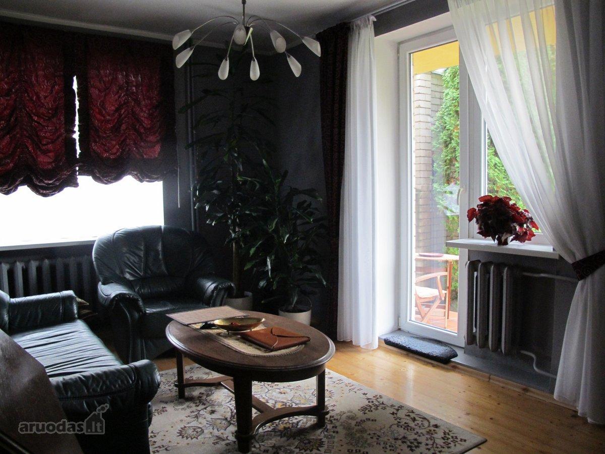 Parduodamas mūrinis gyvenamas namas , Tulpių