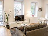 Modernūs vieno miegamojo apartamentai yra - nuotraukos Nr. 3