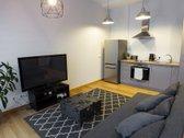 Modernūs vieno miegamojo apartamentai yra - nuotraukos Nr. 2