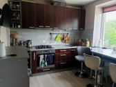 Parduodamas dviejų kambarių butas Molėtų